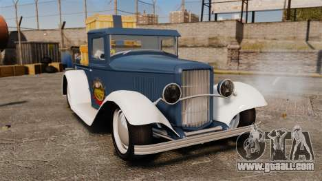 Ford Farmtruck MF 1932 for GTA 4