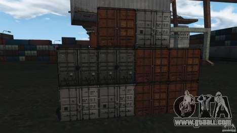 Tokyo Docks Drift for GTA 4 seventh screenshot
