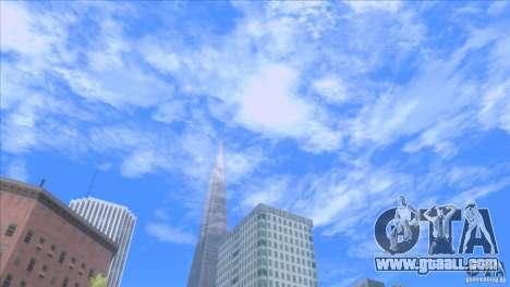 BM Timecyc v1.1 Real Sky for GTA San Andreas