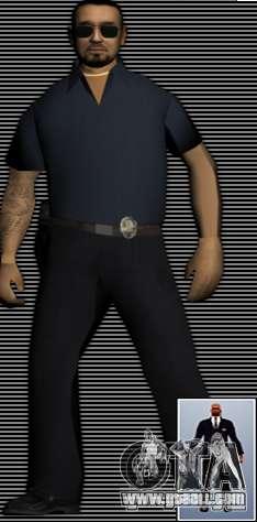 New FBI Agents for GTA San Andreas forth screenshot