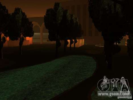 The secret underground city v1.0 for GTA San Andreas third screenshot