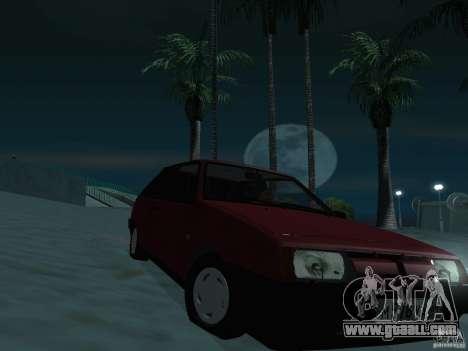 VAZ 2108 Drain for GTA San Andreas right view