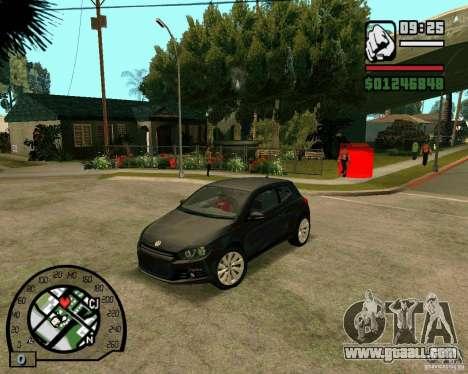 Volswagen Scirocco for GTA San Andreas