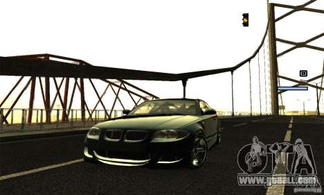 ENB Series 2013 HD by MR for GTA San Andreas second screenshot