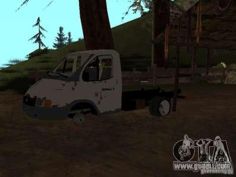 A Gazelle for GTA San Andreas third screenshot