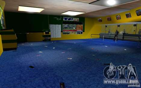 New Bukmejkerskaâ Office for GTA San Andreas seventh screenshot