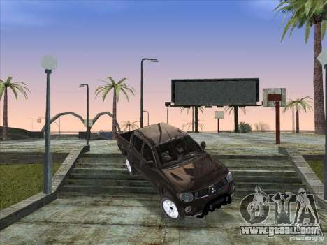 Los Angeles ENB modification Version 1.0 for GTA San Andreas forth screenshot