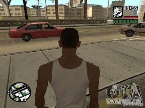 Kyubi-Bomb for GTA San Andreas forth screenshot