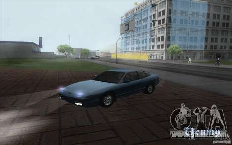 Nissan 200SX 1.8 Turbo 1990 for GTA San Andreas
