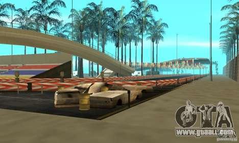 Island of Dreams V1 for GTA San Andreas forth screenshot