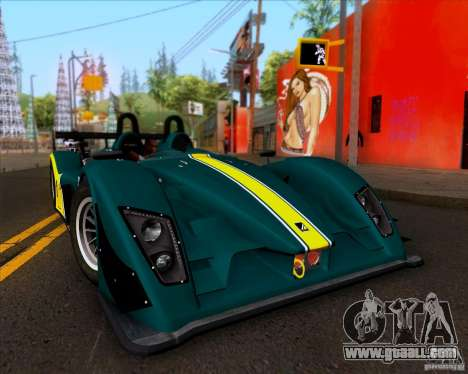 Caterham Lola SP300R for GTA San Andreas