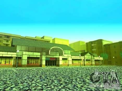 New texture shop SupaSave for GTA San Andreas