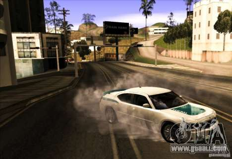 Dodge Charger R/T Daytona for GTA San Andreas