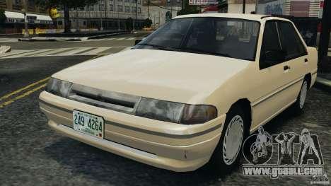 Mercury Tracer 1993 v1.1 for GTA 4