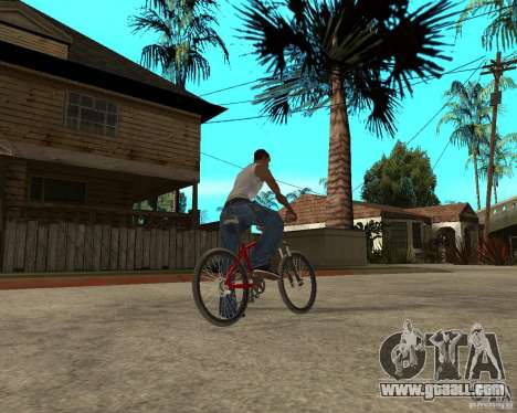 Kona Cowan 2005 for GTA San Andreas
