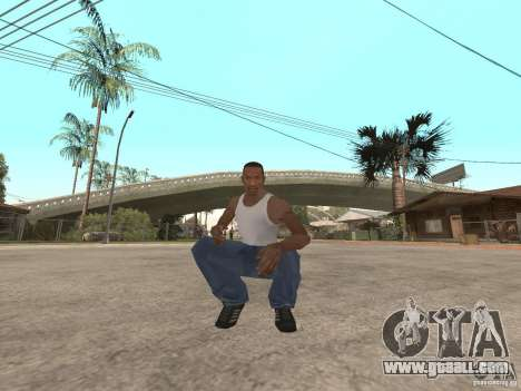 Awesome .IFP V3 for GTA San Andreas second screenshot
