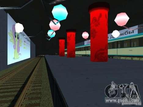 Greatland-Grèjtlènd v0.1 for GTA San Andreas sixth screenshot