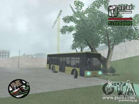 LAZ Presented (SitiLAZ 10) for GTA San Andreas right view