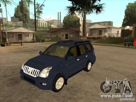 Toyota Land Cruiser Prado for GTA San Andreas