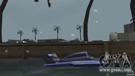 Miss Bud for GTA Vice City left view