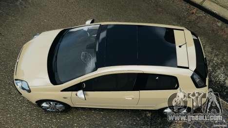 Fiat Punto Evo Sport 2012 v1.0 [RIV] for GTA 4 right view