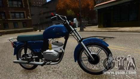 Minsk 3.113 SustomeRide 1986 for GTA 4