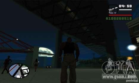 Enb Series HD v2 for GTA San Andreas eighth screenshot