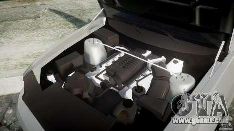 Ford Mustang V6 2010 Premium v1.0 for GTA 4 back view