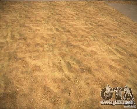 Desert HQ for GTA San Andreas forth screenshot