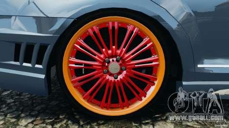 Mercedes-Benz S W221 Wald Black Bison Edition for GTA 4 interior