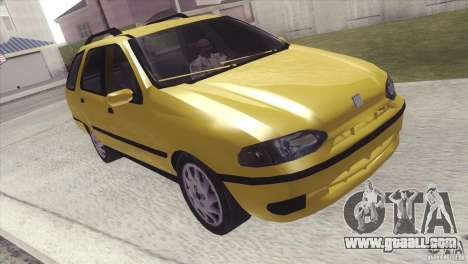 Fiat Palio Weekend 1997 for GTA San Andreas