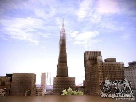 New ENBSeries for GTA San Andreas sixth screenshot