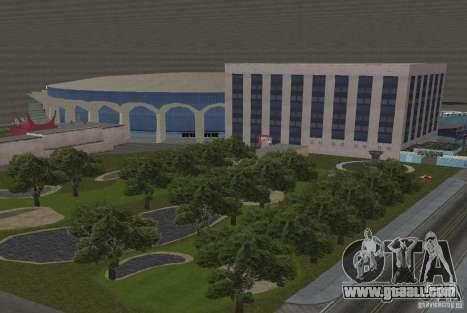 The secret underground city v1.0 for GTA San Andreas