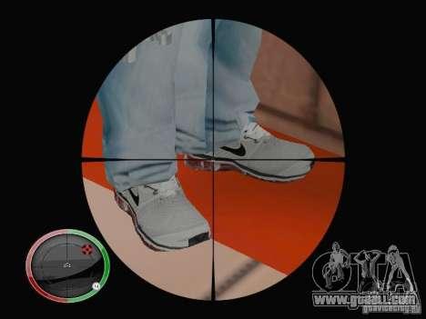 Nike Air Max for GTA San Andreas third screenshot