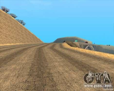 Desert HQ for GTA San Andreas sixth screenshot