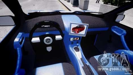 Chevrolet Corsa Extreme Revolution for GTA 4 right view