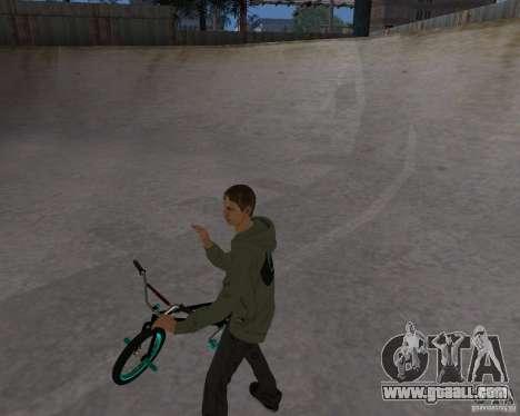 Tony Hawk for GTA San Andreas forth screenshot