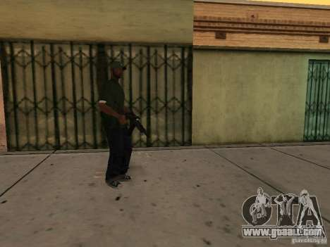 The ability to call a Suite for GTA San Andreas third screenshot