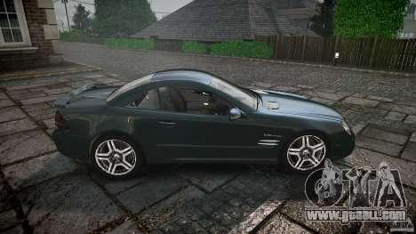 Mercedes Benz SL65 AMG V1.1 for GTA 4 side view