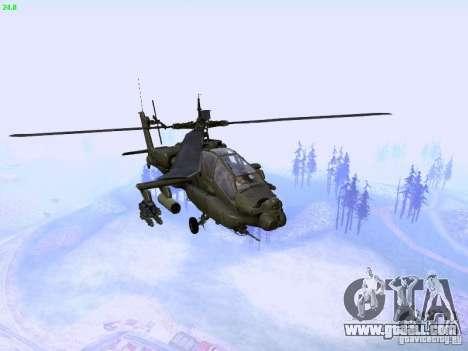 HD Hunter for GTA San Andreas