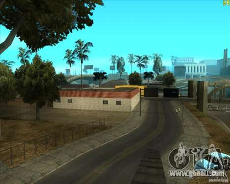 Good Old ENBSeries for GTA San Andreas forth screenshot