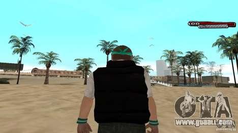 Skin Pack The Rifa Gang HD for GTA San Andreas ninth screenshot