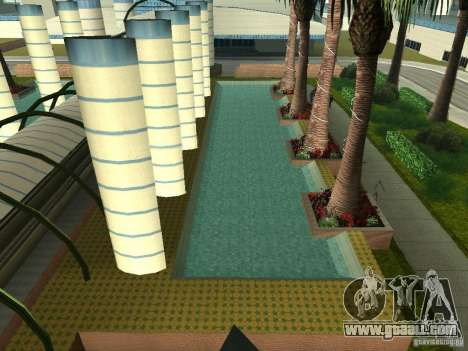 New textures for The High Roller Casino for GTA San Andreas third screenshot