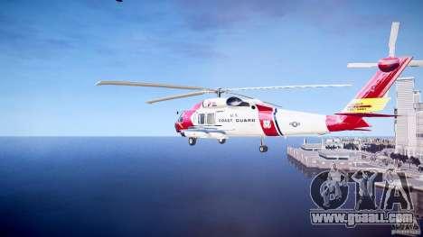 HH-60J Jayhawk for GTA 4 right view