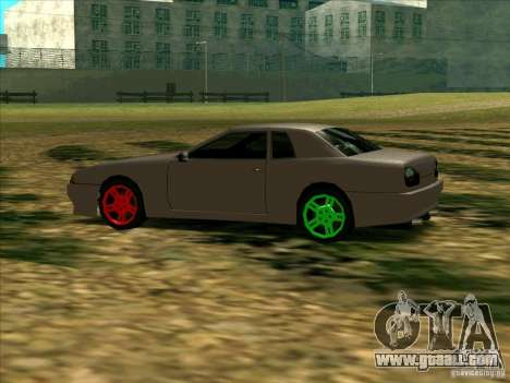 Elegy for GTA San Andreas right view
