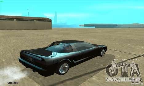 ENBSeries v4.0 HD for GTA San Andreas forth screenshot