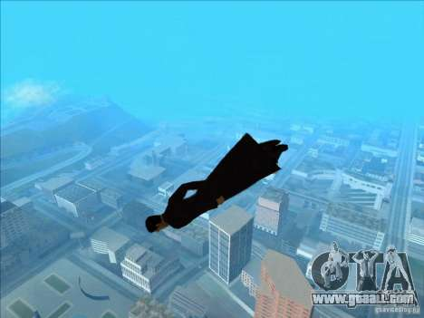 Matrix Skin Pack for GTA San Andreas ninth screenshot