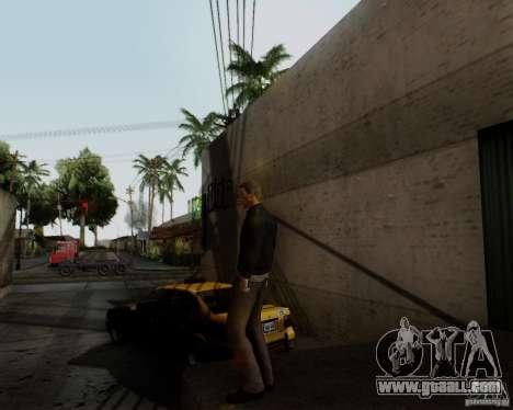 Daniel Craig for GTA San Andreas third screenshot