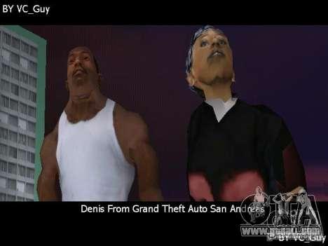 SA Characters for GTA Vice City third screenshot