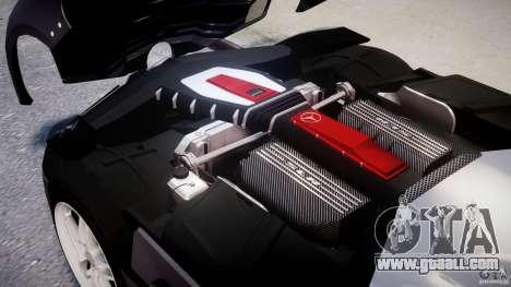Mercedes-Benz SLR McLaren Stirling Moss [EPM] for GTA 4 upper view